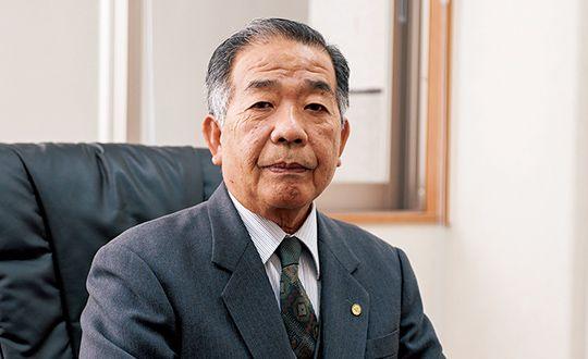国際電子ビジネス専門学校校長 親盛 省二