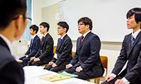 全学科の就職率・就職実績