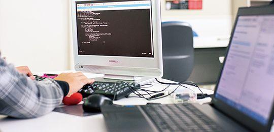 サイバーセキュリティコース(4年制課程)