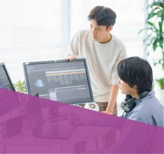 ITエンジニア科 - ゲームプログラムコース