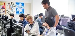 kbc 国際電子ビジネス専門学校 イメージ