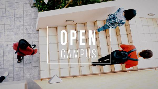 オープンキャンパスムービー