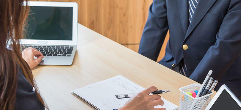 kbcだからできる企業と連携した就職サポート