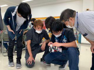ゲームプログラムコース1年生【プログラミングの基礎を学ぶ】