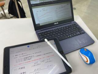 【ビッグデータ活用】の授業♪